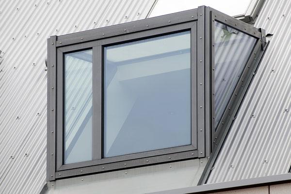 pultdachgauben luxia lines dachfenster dachwohnfenster lichtgauben glasgauben. Black Bedroom Furniture Sets. Home Design Ideas
