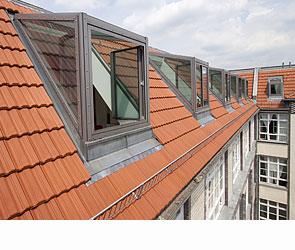pultdachgauben luxia lines dachfenster. Black Bedroom Furniture Sets. Home Design Ideas